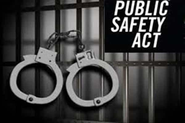 Public Safety Act